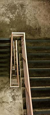 Photograph - Stairs  by Brian Sereda