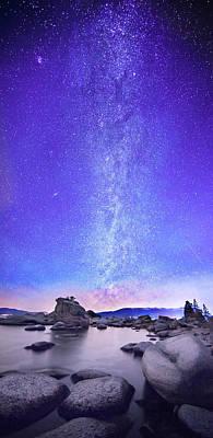 Bonsai Rock Photograph - Star Gazer  by Brad Scott