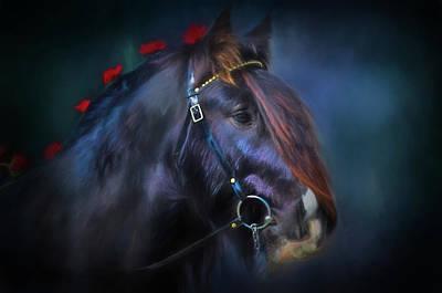 Digital Art - Star by Kimberly Stevens