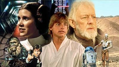 Love Digital Art - Star Wars Episode Iv A New Hope by Super Lovely