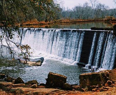 Starrs Mill Photograph - Starr's Mill by Erica Simmons