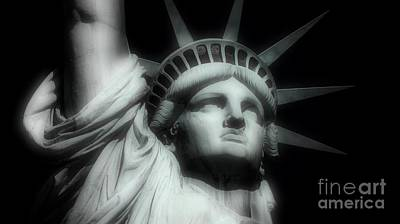 Statue Of Liberty Original by Frederick Holiday