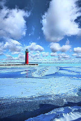Print featuring the photograph Steadfast by Phil Koch