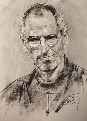 Steve Jobs Original by Ylli Haruni