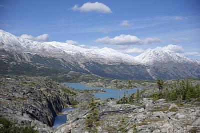 Photograph - Stikine Mountains 15 by Richard J Cassato