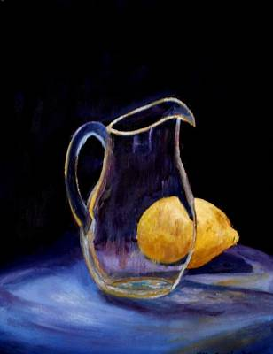 Painting - Still Life  by Konstantinos Charalampopoulos