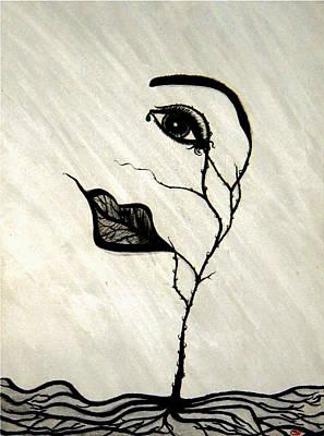 Still Standing Art Print by Christine  Bennett