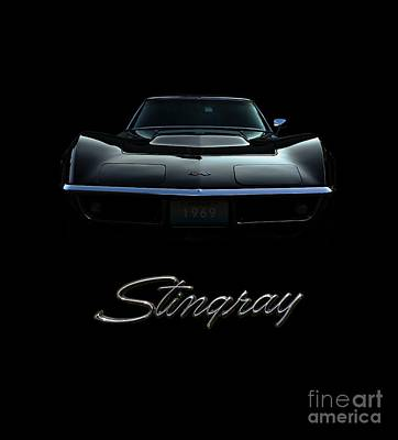 Photograph - Stingray by Dennis Hedberg