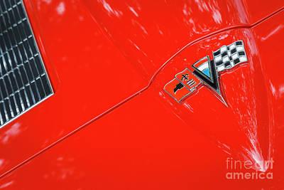 Photograph - Stingray Hood by Dennis Hedberg