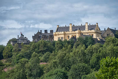 Photograph - Stirling Castle by Jeremy Lavender Photography