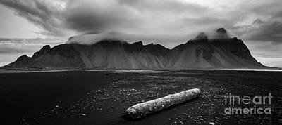 Photograph - Stokksnes Iceland by Gunnar Orn Arnason