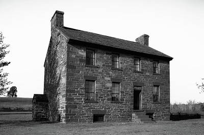 Photograph - Stone House Tavern by L O C