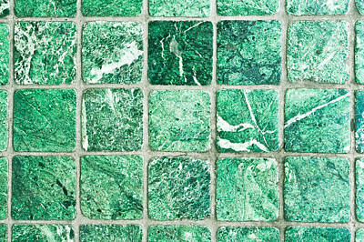 Royalty-Free and Rights-Managed Images - Stone tiles by Tom Gowanlock