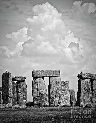 Photograph - Stonehenge by Bruce Block