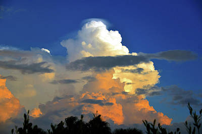 Photograph - Storm At Dusk by David Lee Thompson
