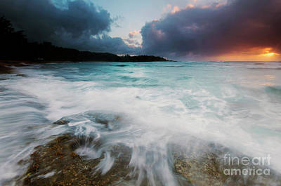 Photograph - Storm Break by Mike Dawson