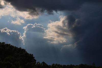 Photograph - Storm Clouds by Kathryn Meyer