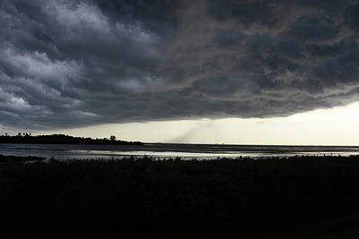 Photograph - Storm Front by David Lee Thompson