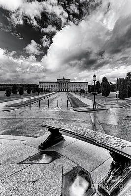 Photograph - Stormont, Belfast by Jim Orr