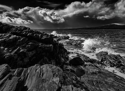 Photograph - Storms Coming by Ciaran Craig