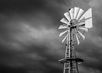 Photograph - Stormy Skies by Todd Klassy
