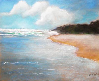 Stradbroke Island Art Print