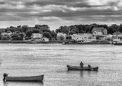 Photograph - Strangford Lough by Jim Orr