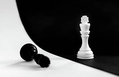 Strategic Chess Game  Original by Michalakis Ppalis