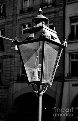 Photograph - Street Light by Michelle Meenawong