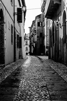 Photograph - Streets Of Lanciano - Italy by Andrea Mazzocchetti
