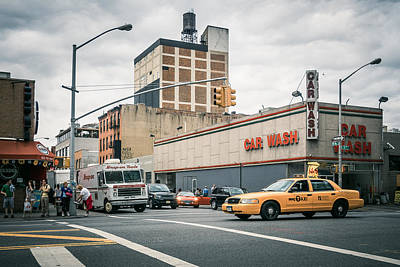 Nyc Photograph - Streets Of New York by Alexander Voss