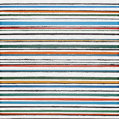 Painting - Stripes H by Stan  Magnan