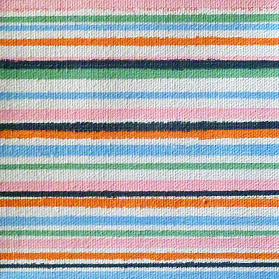 Painting - Stripes I by Stan  Magnan