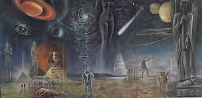 Study For An Apocalypse Original