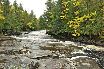 Sean Rights Managed Images - Sturgeon River Royalty-Free Image by Michael Peychich