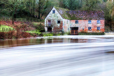 River Stour Photograph - Sturminster Newton Mill - England by Joana Kruse