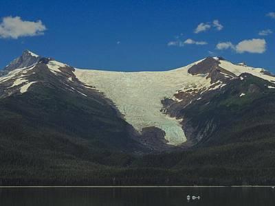 Photograph - Sumdum  Glacier by NaturesPix