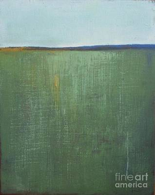 Prairie Sky Painting - Summer Day by Vesna Antic