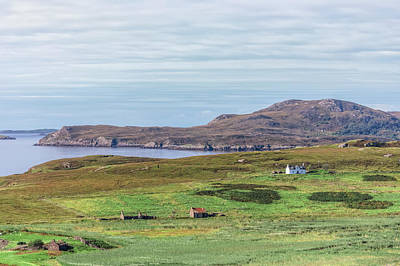 Summer Isles Photograph - Summer Isles - Scotland by Joana Kruse