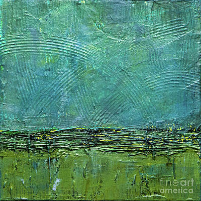 Painting - Summer Marsh II by Susan Cole Kelly Impressions