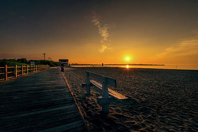 Photograph - Summer Morning by Lechmoore Simms