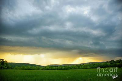Photograph - Summer Rain by Alana Ranney
