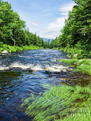 Photograph - Summer Scene, Rangeley, Maine  -70742 by John Bald