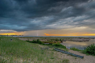Photograph - Summer Storm by Gary McCormick