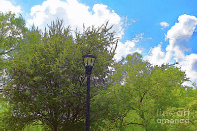 Photograph - Summertime 16218 by Ray Shrewsberry