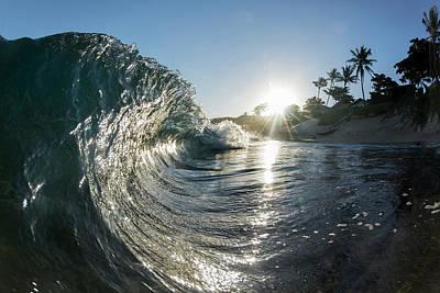 Islands Art Photograph - Sun Kissed by Sean Davey