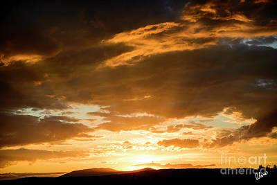 Photograph - Sun Rays II by Alana Ranney