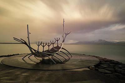 Photograph - Sun Voyager by Allen Biedrzycki