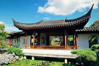 Photograph - Sun Yat-sen Garden by Songquan Deng