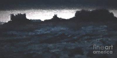 Digital Art - Sundown by Tim Richards